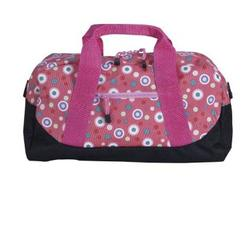 Wildkin 25024 Polka Dots Duffel Bag