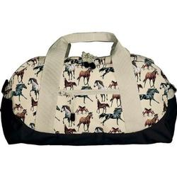 Wildkin 25025 Horse Dreams Duffel Bag