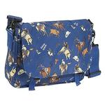 Wildkin 27028 Cowboy Messenger Bag