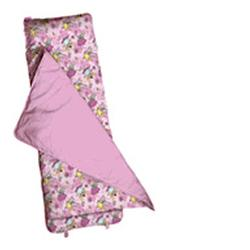 Wildkin 28023 Pink Fairies Nap Mat