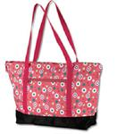 Wildkin 29024 Pink Polka Dots Tote Bag