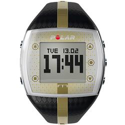 Polar FT7F 90036747 Heart Rate Monitor - Black/Gold