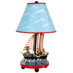 Guidecraft 83707 Pirate Table Lamp