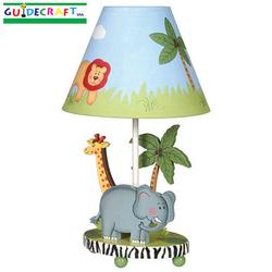 Guidecraft 83207 Safari Table Lamp