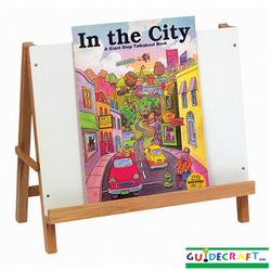 Guidecraft 6414 Tabletop Big Book Easel