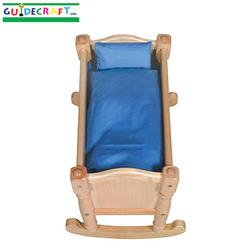 Guidecraft 98112 Doll Cradle - Natural