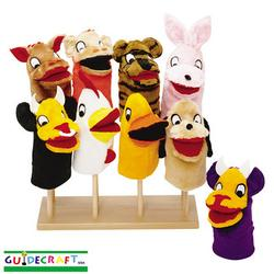 Guidecraft 97050 Puppet Stand