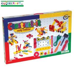 Guidecraft 16801 Construct-It - Early Bldr - 95 pcs.