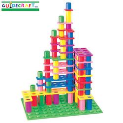 Guidecraft 16860 Skyscraper Building Set