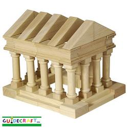 Guidecraft 6104 Table Top Blocks, Greek