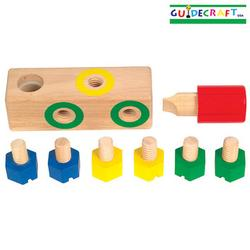 Guidecraft 2003 Screw Block™