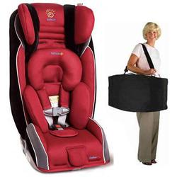 Sunshine Kids 19554 RadianXTSL Convertible Car Seat Comes with a Radian Carrying Case - Nitro