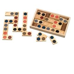 Guidecraft 5011 Texture Dominoes