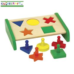 Guidecraft 5070 Primary Puzzle Board™
