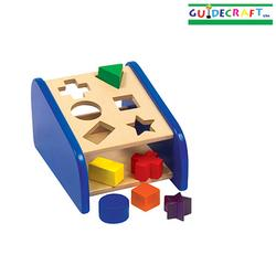 Guidecraft 5073 Hide 'n Seek Shape Sorter™