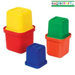 Guidecraft 16901 Stack 'N Sort™ Cubes