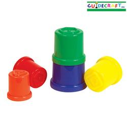 Guidecraft 16902 Stack 'N Sort™ Cups