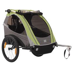 Burley 948205  D-Lite Trailer, Green