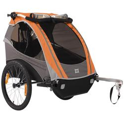 Burley 948206 D-Lite Trailer, Orange