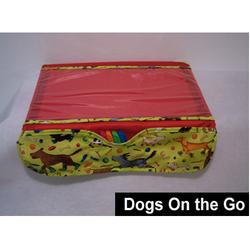 Love To Travel Products The Kids TRAYblecloth and Activity Center - Dogs on the Go