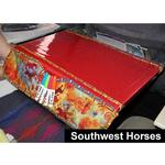 Love To Travel Products The Kids TRAYblecloth and Activity Center - Southwest Horses