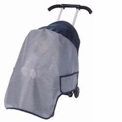 Sashas Kiddies Model 404 Wrap Around Single Sun Protector for TriplePlay Sit n Stroll Travel Strollers