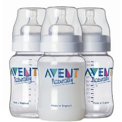 Avent SCF3PACK4OZ 3 Pack 4oz Bottles