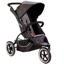 Phil & Teds C7 phil&teds classic buggy single Black