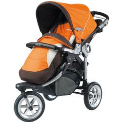 Peg Perego IPGW30NA34FG47ST38 GT3 for Two Performance Stroller - TROPICAL
