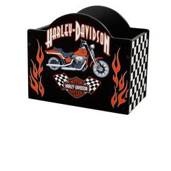Kidkraft 10152 Harley Davidson Checker Novelty Box
