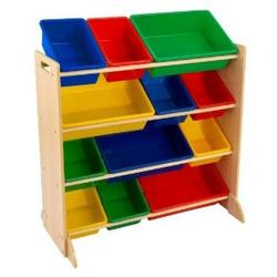 Kidkraft 16774 Sort It and Store It Bin Unit