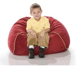 JAXX KIDS 11642276, JAXX CLUB JR - MICROSUEDE CHERRY