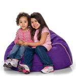 JAXX KIDS 11642280, JAXX CLUB JR - MICROSUEDE GRAPE