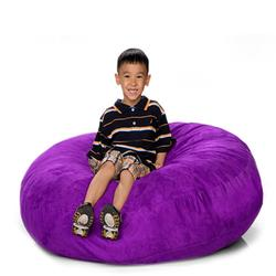 JAXX KIDS 11643280, JAXX COCOON JR - MICROSUEDE GRAPE