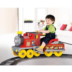 Peg Perego IGED1116 Choo Choo Express Ride on Train set