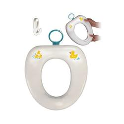 Mommys Helper 11167 CONTOURED CUSHIE-TUSHIE  Padded Potty Seat w/Storage Hook