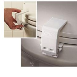 Mommys Helper 40240 LID-LOK Toilet Seat Safety Latch