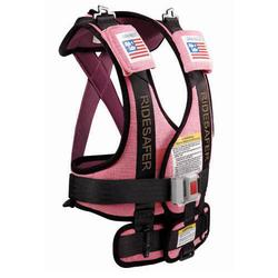 Safe Traffic Systems GD10201PWB Safe Rider Travel Vest - Pink (Large 50 - 80 lb and 45 - 57 Inches)