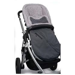 Uppababy 0032 Baby Ganoosh Footmuff In Charcoal Grey Coupons And Discounts May Be Available