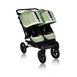 Baby Jogger 80094 2010 City Elite Double Strollers Green