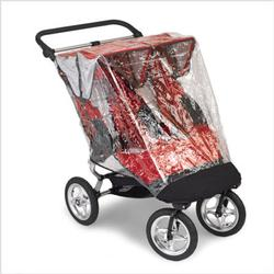 Baby Jogger 50202 Rain Canopy for City Mini Double - PVC Free