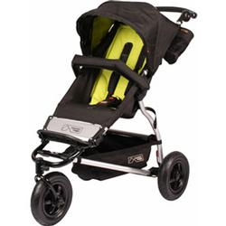 Mountain Buggy Swift Buggy Single Stroller, Lime