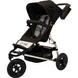 Mountain Buggy Swift Buggy Single Stroller, Flint