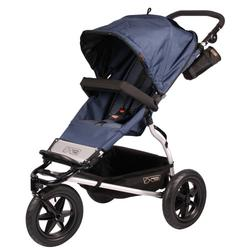 Mountain Buggy Urban Jungle Buggy Single Stroller, Navy Dot