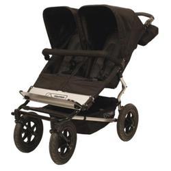 Mountain Buggy Duo Jogging double Stroller, Black Dot