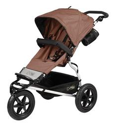 Mountain Buggy Urban Jungle Buggy Single Stroller, Chocolate Dot