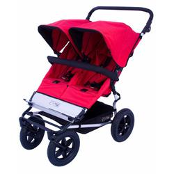 Mountain Buggy Duo Jogging double Stroller, Chilli Dot