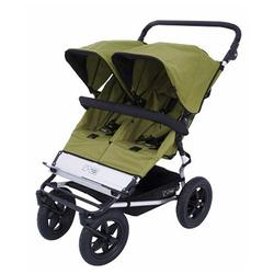 Mountain Buggy Duo Jogging double Stroller, Moss Dot