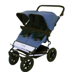 Mountain Buggy Duo Jogging double Stroller, Navy Dot