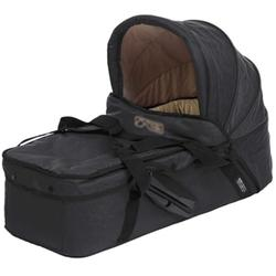 Mountain Buggy Duo Single Carrycot, Black